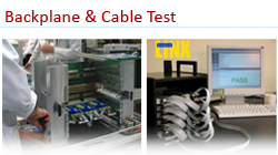 Backplane & Cable Test
