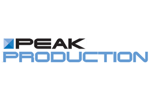 Peak Production Logo